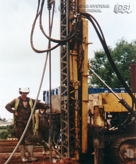 DYWI® Drill Hollow Bar System