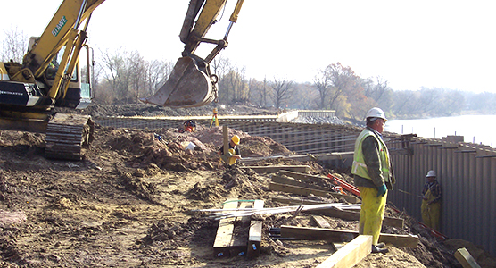 Cost Effective Of Sheet Piles