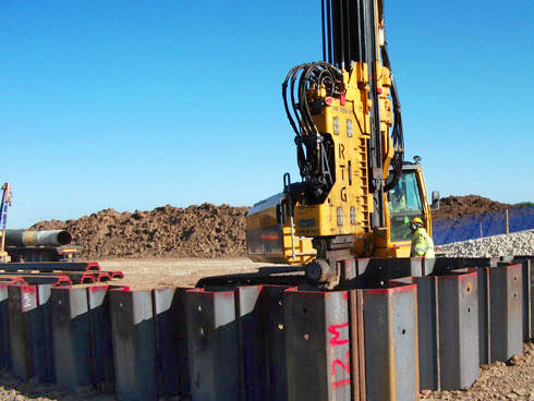 Introduction of Steel sheet piles