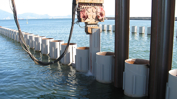 Sheet pile solutions for applications