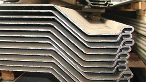 Perfect solution for all types of sheet pile