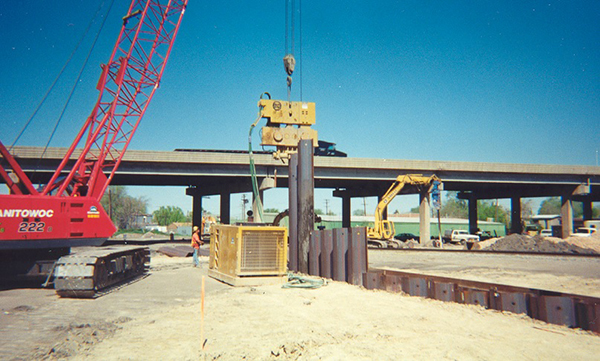Free Cantilever Sheet Pile Walls