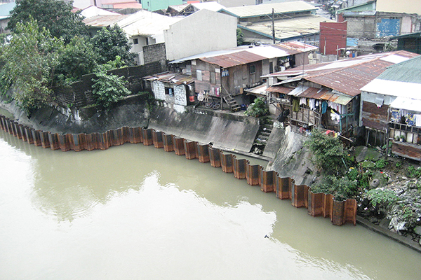 Sheet Pile in the Philippines