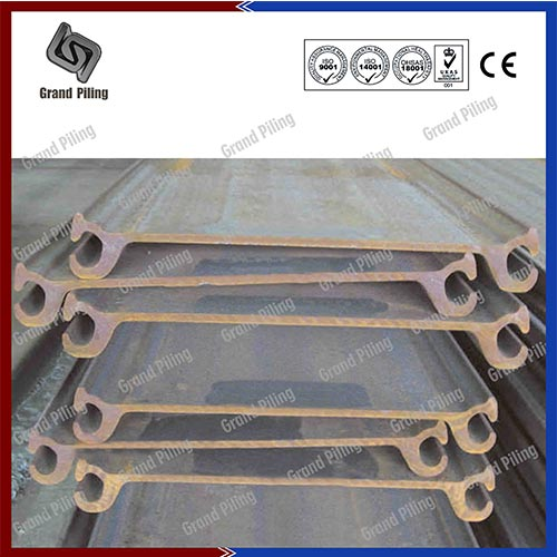 Straight Web Sections Sheet Pile