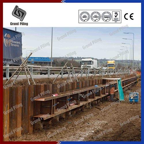 Sheet Pile Sheet Piling Steel Sheet Piles Manufacturer