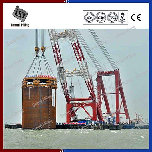 China South Sea Project, China
