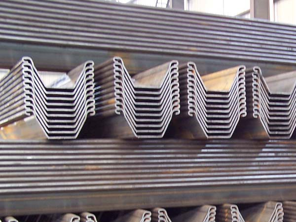 Classification of Steel Sheet Pile Press Fit according to Structure Design