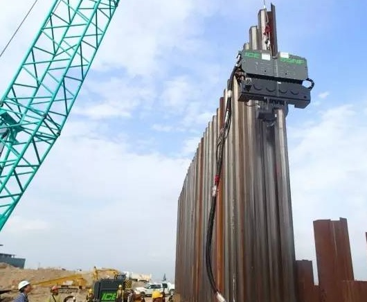 The definition and application of steel sheet pile