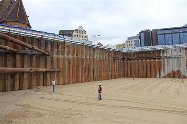 USES OF SHEET PILING