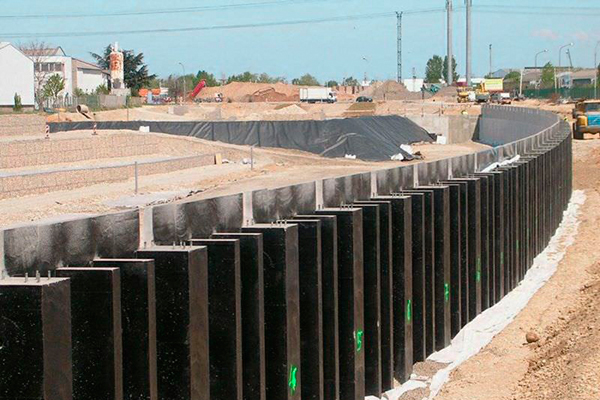 Design of sheet pile installation by vibration