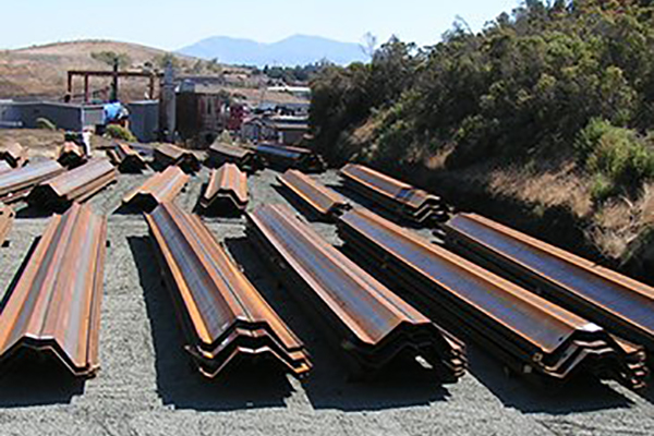 All you need to know about steel sheet pile